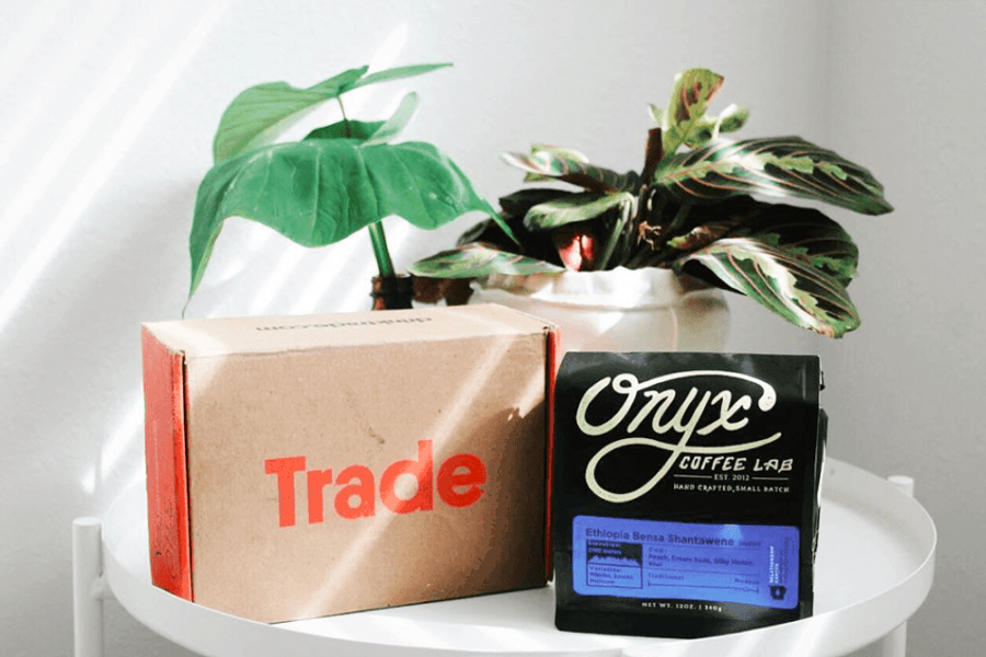 Trade Coffee Custom Subscription