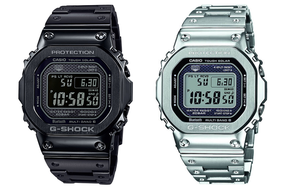 Casio Gshock full metal