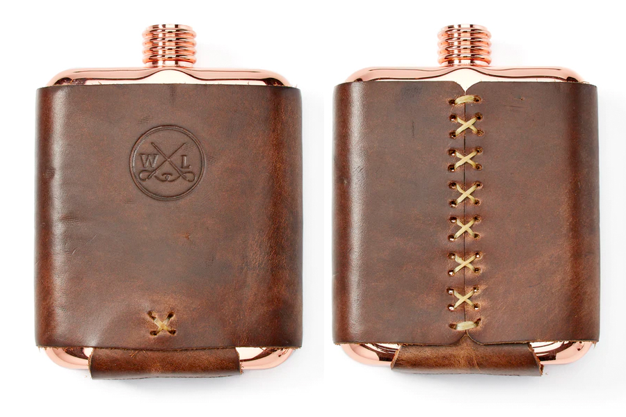 The Outdoorsman - The clark fork conner flask