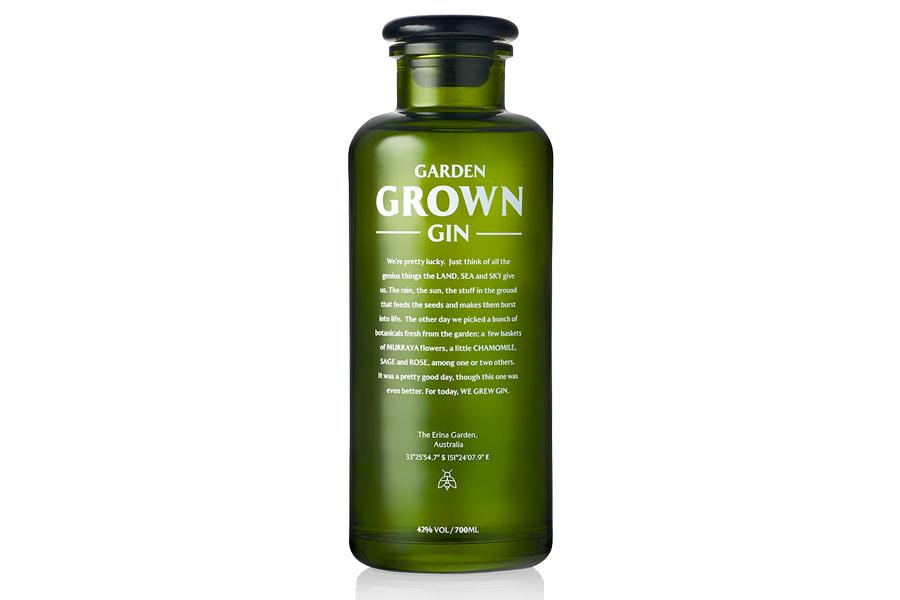 Distillery Botanica Garden Grown Gin
