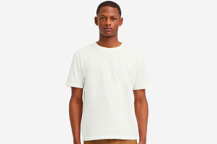 Uniqlo U Crew Neck Short Sleeve Shirt