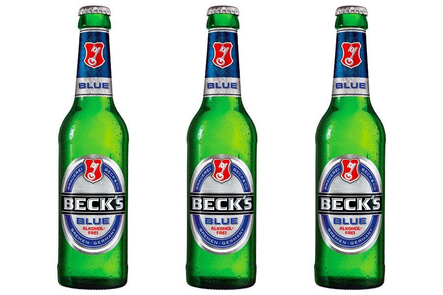 Becks Blue Non-alcoholic