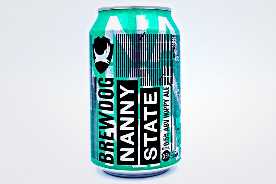 Brewdog Nanny State Pale Ale