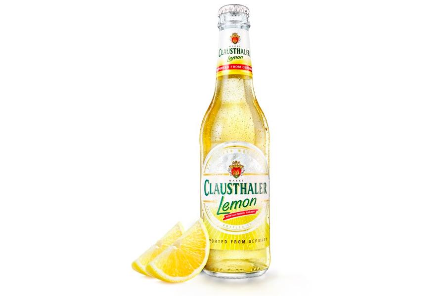 Clausthaler Lemon Radler