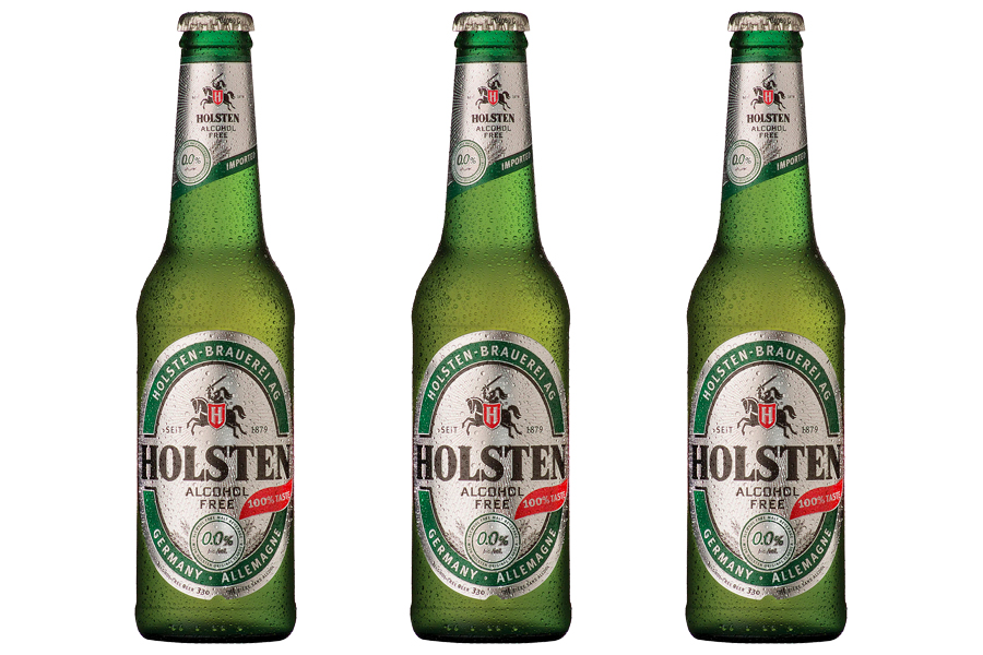 Holsten Alcohol Free beer