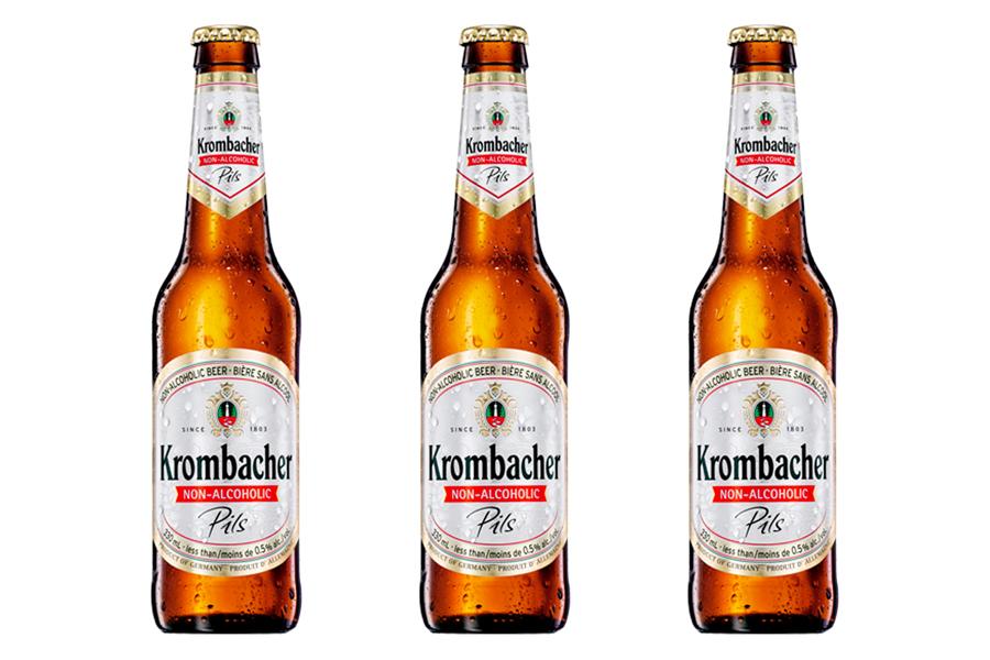 Krombacher Non Alcoholic Pils