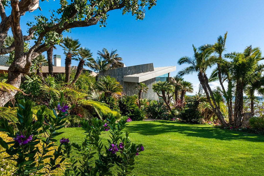 $65 Million Malibu Home surroundings scenery