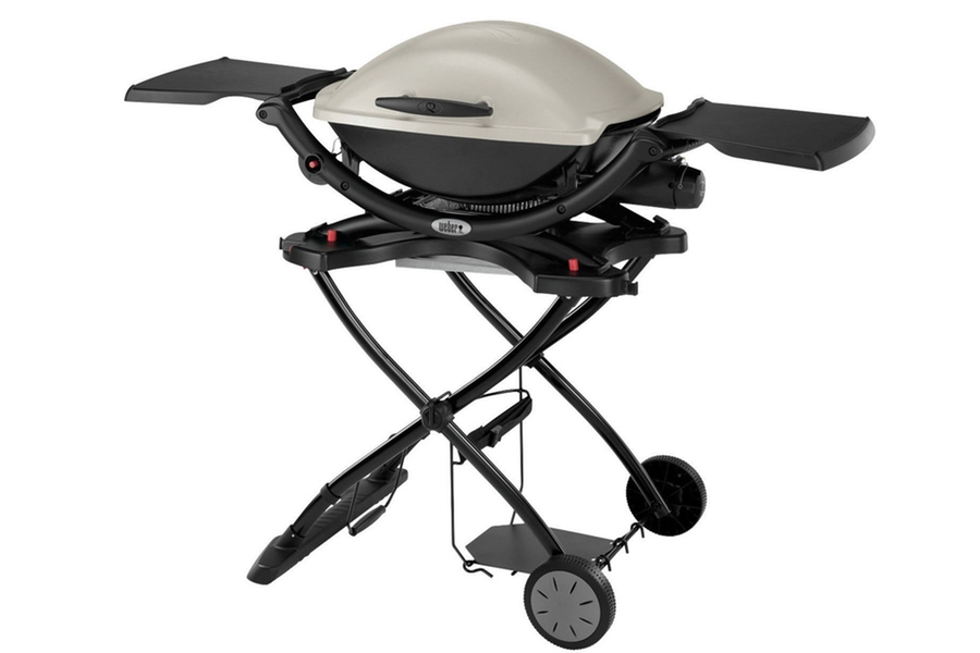 BBQ Weber Q2000 PRO Portable Gas Barbecue Grill