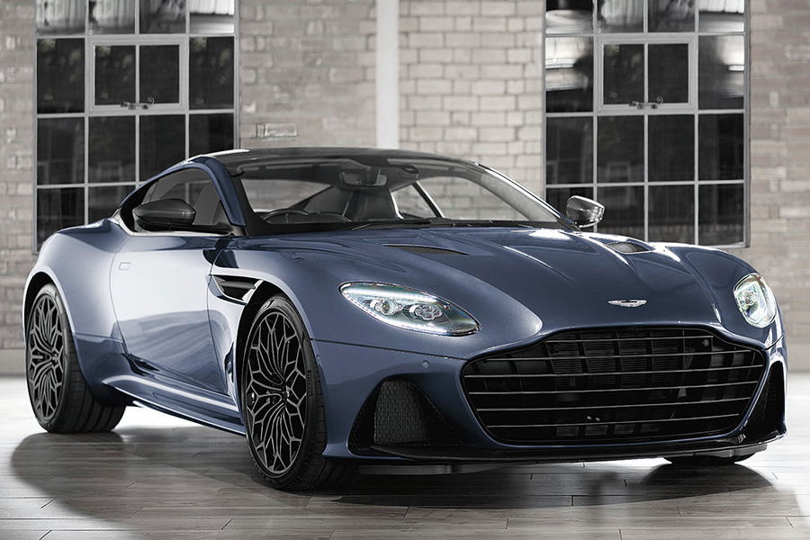 Buy This 007 Aston Martin Superleggera Designed by Daniel Craig Plus a Bonus Omega Watch