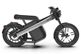 BREKR Electric Bike