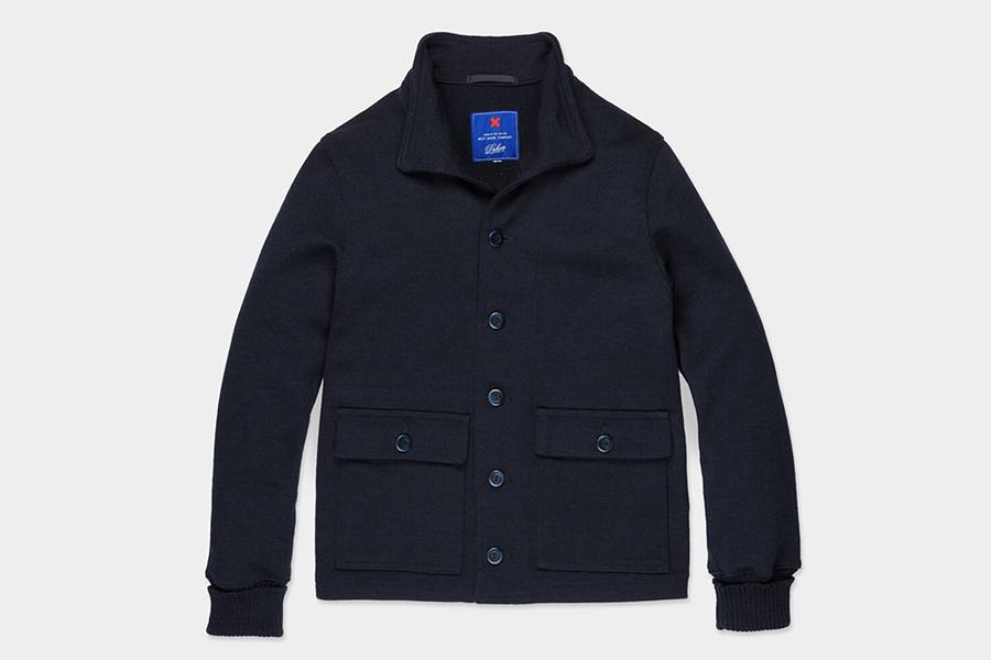 Best Made Co. X Dehen Submariner Coat