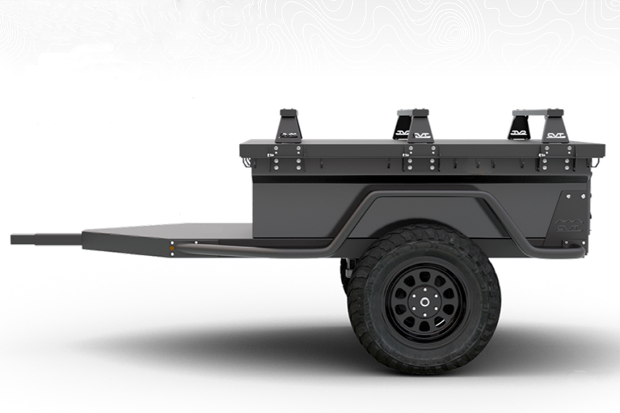 CVT Off Road Trailer
