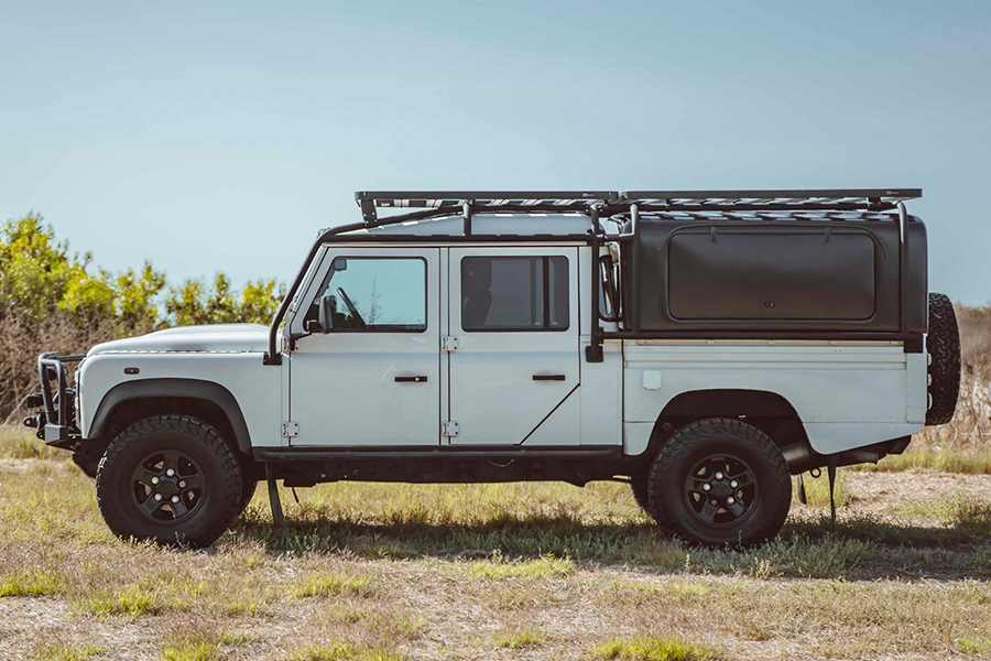 defender 130 expedition