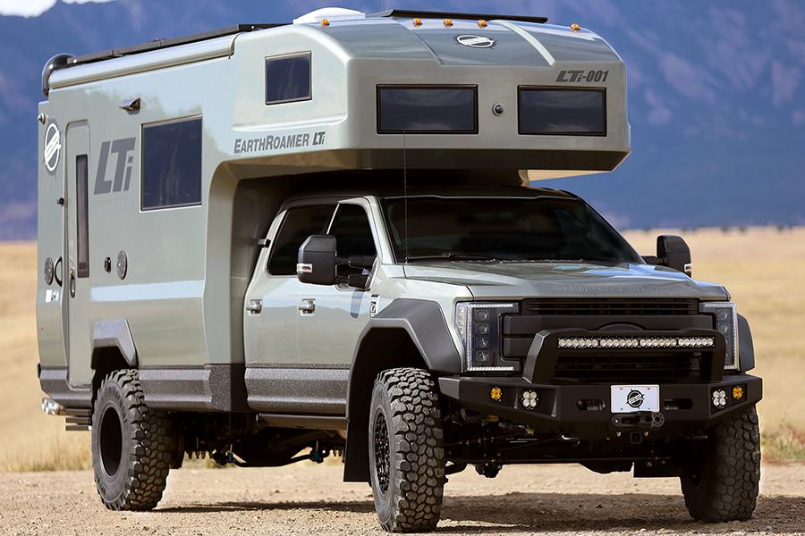 Earthroamer LTI RV vehicle