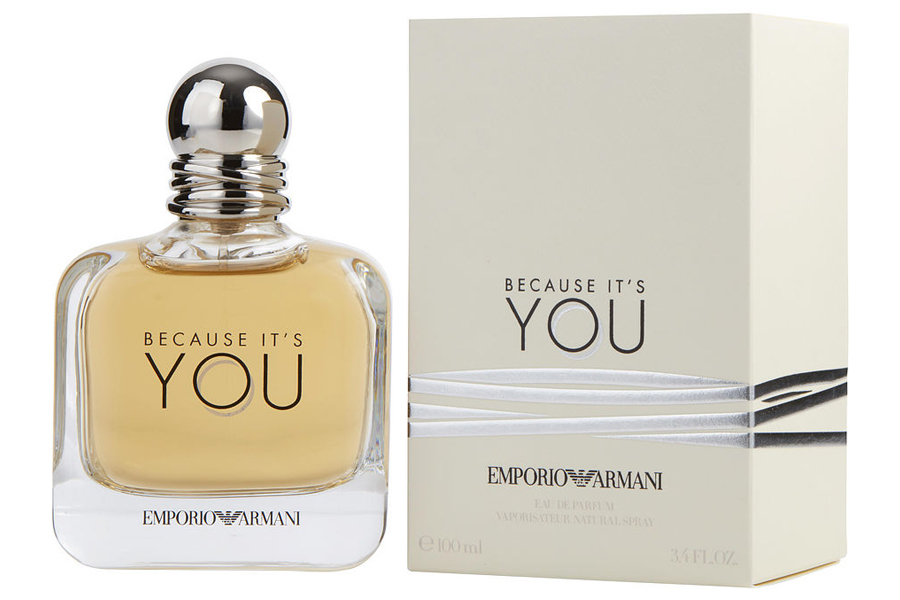 Emporio Amarni Because its you