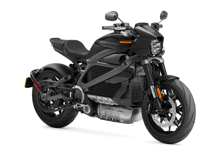 Harley-Davidson LiveWire motorcycle