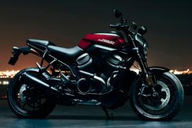 Harley Davidson 2020 adventure bike