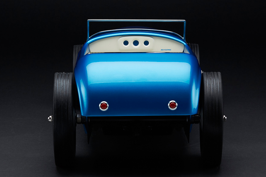 Hot Rods for kids front view