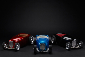 Hot Rods for kids