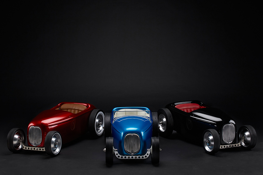 Tot Rods Creates Hot Rods for Kids