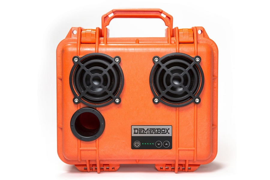 DemerBox DB2 - Indestructible Waterproof BT Speaker