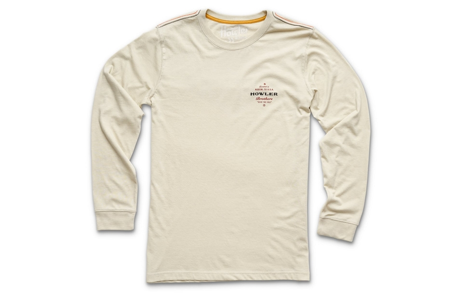 Posse Badge Long Sleeve