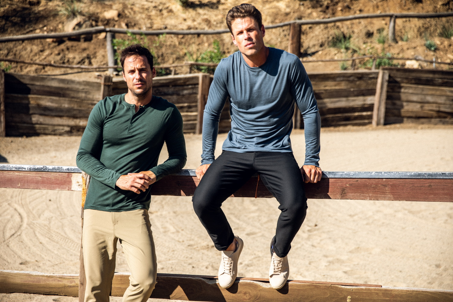 Olivers Apparel Passage Pant is Built to Last and Made to Move