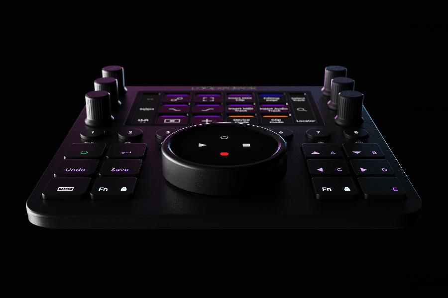 Loupedeck Editing console