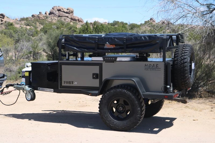 MOAB Trailers Fort XL 1