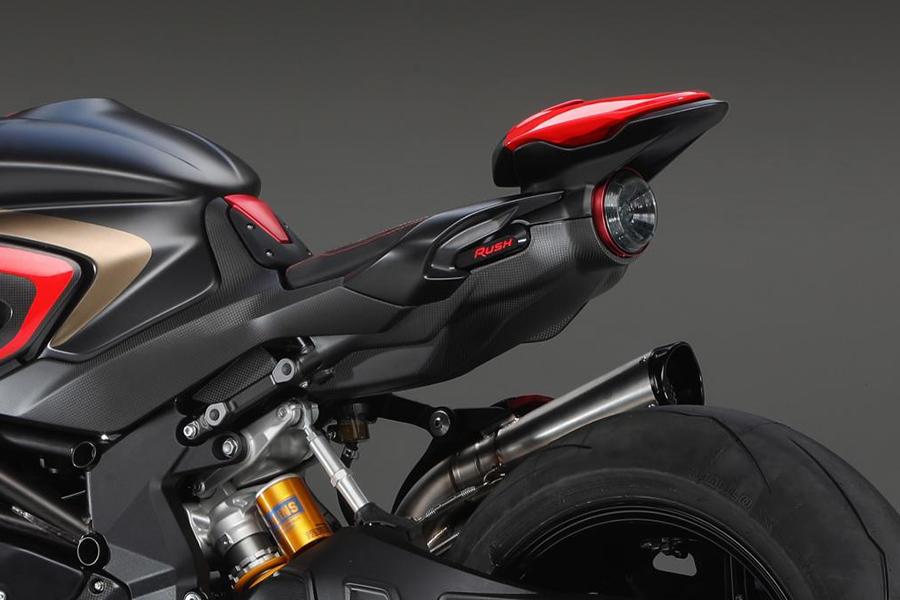 mv augusta superbike seat