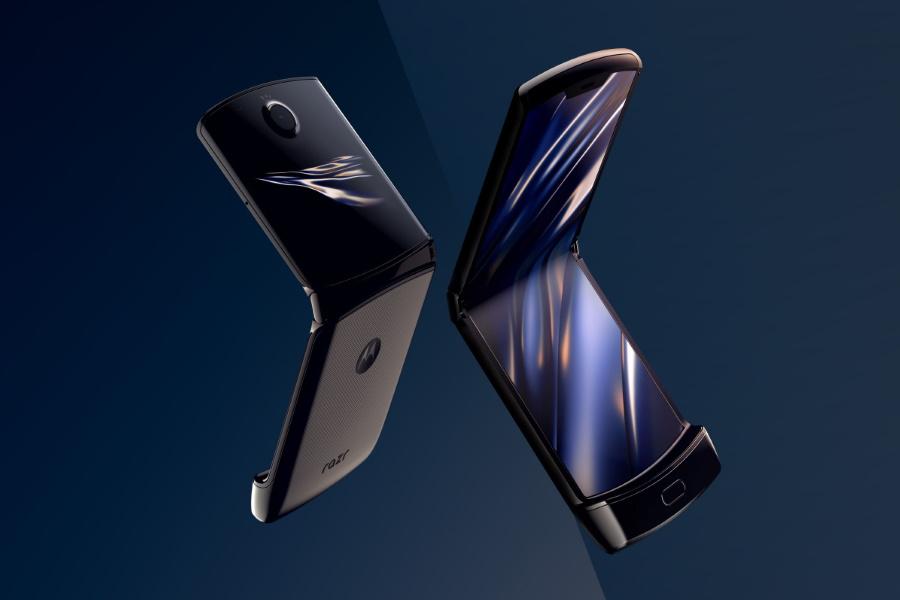 2 Motorola Razrs