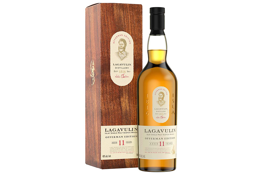 Nick Offerman Lagavulin Whisky