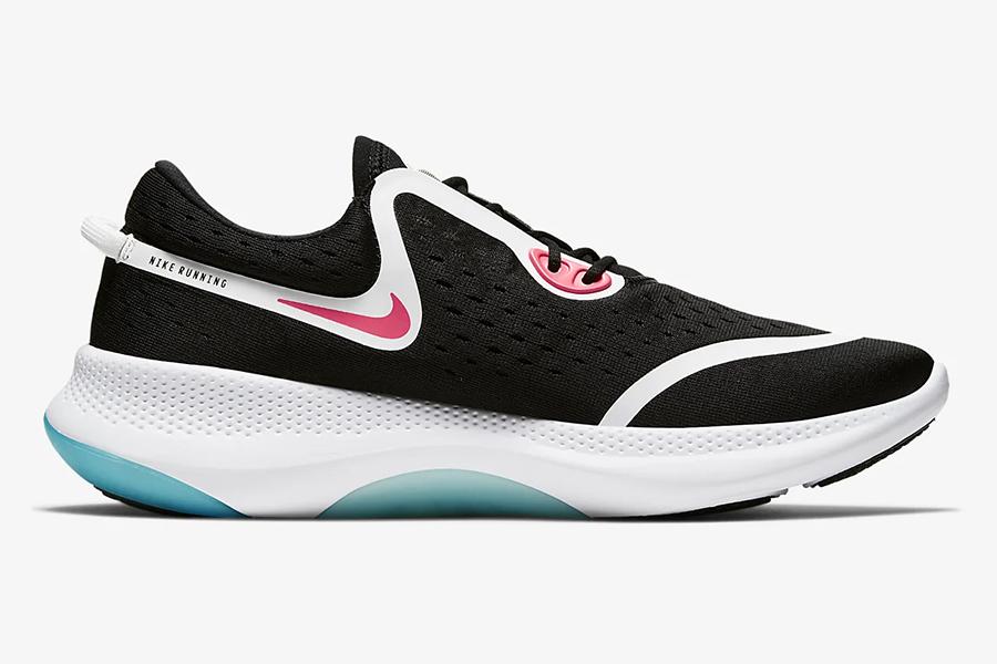 Nike Joyride black mesh