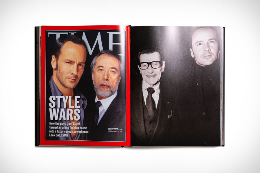 tom ford in time magazine feature in the book