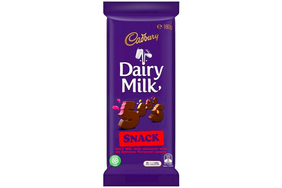 Dairy Milk Snack