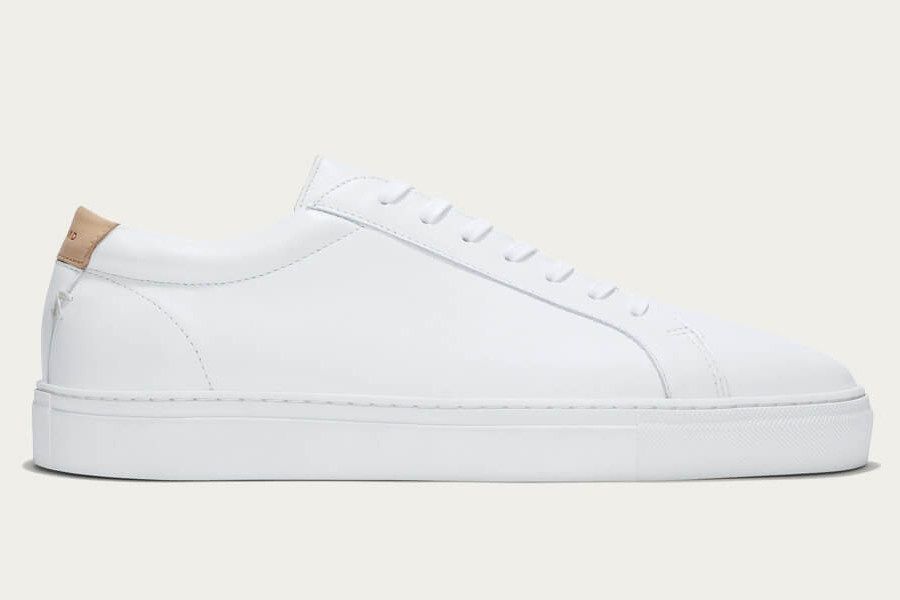 white leather series