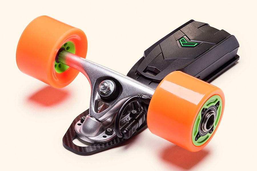 Unlimited x Loaded conversion kit for electric skateboard