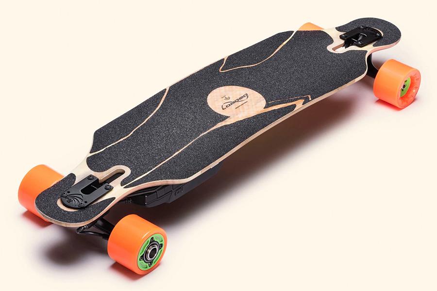 Unlimited x Loaded electric skateboard