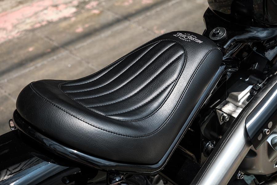 zeus honda motorcycle seat