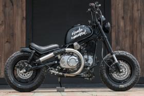 zeus honda motorcycle