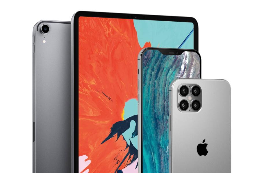 apple smartphone design
