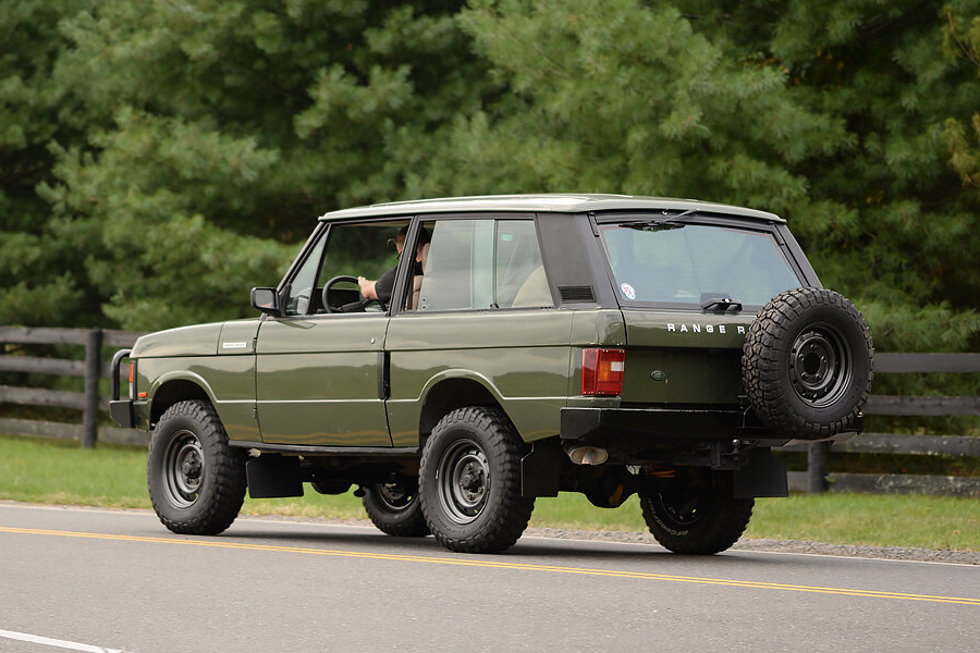 ranger rover commonwealth classic