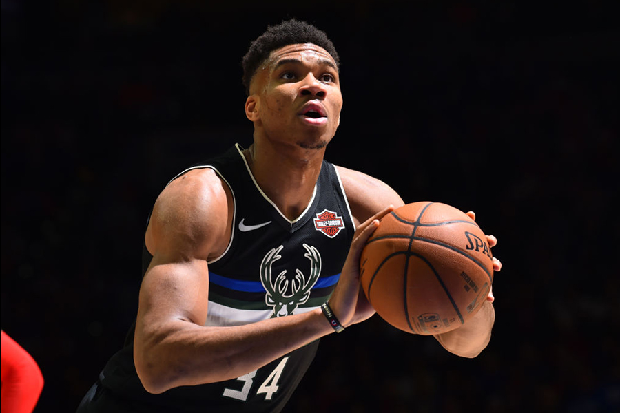 giannis most influential male celebrities