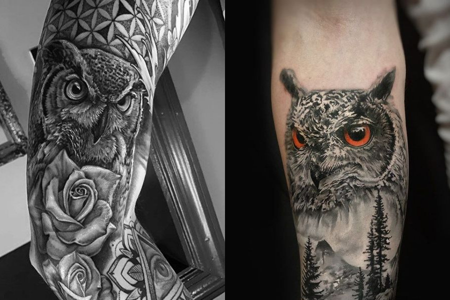 Owl Tattoo copy