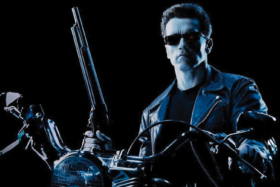 Arnold Schwarzenegger from Terminatpor