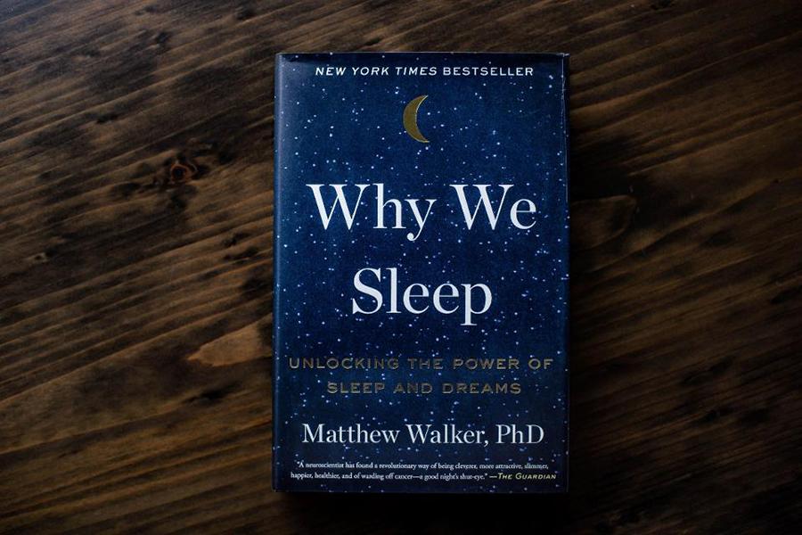 why we sleep bill gates best books of 2019