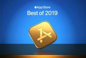Best of 2019 Apple App Store graaphic