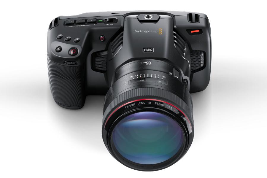 Blackmagic Pocket 6k Camera