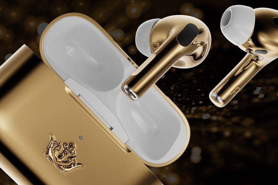 airpods gold edition