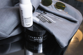 Charles+Lee products & Indochino pants